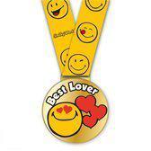Smiley Medal Best Lover