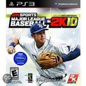 Major League Baseball 2K10 # Playstation 3 (Usa)
