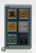 Foto van Hori, Game Card Case 24 3DS - Zwart