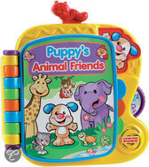 Fisher-Price Sprekend Dierenboek
