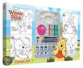 Grote verfdoos Winnie the Pooh