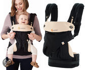 Ergobaby Four Position 360 Carrier - Draagzak - Black Camel