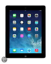Apple iPad - met Retina-display - WiFi - 16GB - Zwart