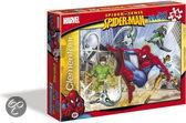 Clementoni Puzzel spiderman vs villains  maxi 24 stukjes
