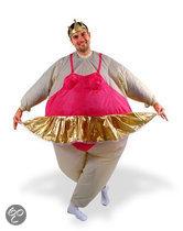 Ballerina - Kostuum - One size - Roze