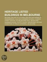 Heritage Listed Buildings in Melbourne