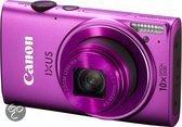 Canon IXUS 255 HS - Roze