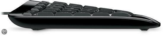 Microsoft Comfort Curve Keyboard 3000 - Toetsenbord / USB 2.0 - QWERTY