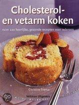 Cholesterol- en vetarm koken France, C.