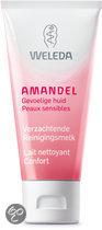 Weleda Amandel Verzachtende Gezichtsreiniging - Gevoelige Huid - Reinigingsmelk