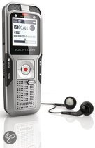Philips DVT3500/00 - Digitale Voice Recorder - Zilver