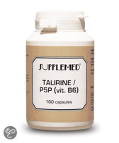 Supplemed Voedingssupplementen Taurine P5P