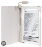 Sony Reader™ LED Cover met Leeslampje voor PRS-T2 – Wit