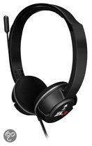 Turtle Beach Ear Force ZLa Wired Stereo Gaming Headset - Zwart (PC + Mac + Mobile)