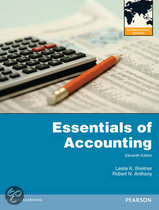 Essentials of Accounting with MyAccountingLab: International Editions