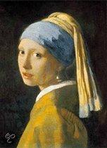 Vermeer Het meisje met de Paar