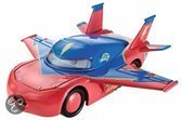 Cars Take Flight McQueen Hawk - Auto - Rood