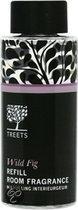 Treets Wild Fig Navulling - 300 ml - Geurverspreider
