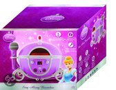 Disney Princess Boombox - Cd-speler