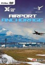 Foto van Airport Anchorage