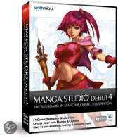 Manga Studio 4.0 Debut  PC / MAC