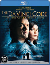 The Da Vinci Code (Extended Cut) (Blu-ray)