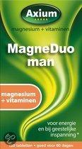 Axium Magneduo Man - 120 Tabletten - Mineralen