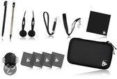 Playfect 12-in-1 Accessoirepakket Zwart 3DS + Dsi