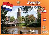 Puzzelman Puzzel - Zwolle