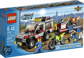 LEGO City Crossmotor Transport - 4433