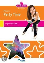 Library  / File 3 Party time Engels vmbo BK 1