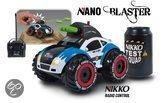 Nikko Nano N-Blaster - RC Auto - Blauw