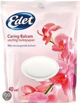 Edet Vochtig Toiletpapier Caring Balsam - 80 Stuks