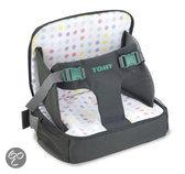 Tomy - 3-in-1 Reisset, stoelverhoger en verzorgingstas