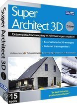Super Architect 3D - Zilver