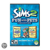 Foto van The Sims 2: Fun With Pets - Engelse Editie
