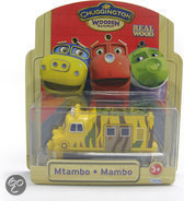 Chuggington Hout - Mtambo