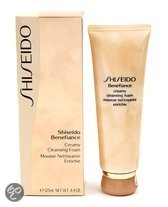 Shiseido Benefiance Creamy Cleansing Foam - 125 ml - Reinigingslotion