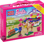 Mega Bloks Barbie Build 'n Play Pony Care