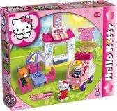 Androni Unico Plus Hello Kitty ijssalon, 43dlg.