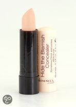 Rimmel Hide the Blemish Concealer - 4 Natural Beige - Camouflagestick