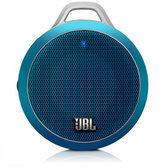 JBL Micro Wireless - Bluetooth-speaker - Blauw
