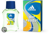 Adidas - Get ready - Aftershave - 50 ml