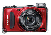 Fujifilm Finepix F600 EXR - Rood