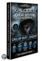Foto van Xploder Cheats - Call Of Duty Ghost Edition