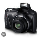 Canon PowerShot SX150 IS - Zwart