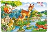 Little Deers - Legpuzzel - 260 Stukjes