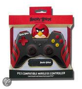 Foto van Angry Birds Draadloze Controller PS3
