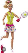 Barbie Ik Ben... Tennis Kampioen