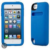 Speck KangaSkin - Beschermhoes voor Apple iPod Touch 5 - Cobalt Blue